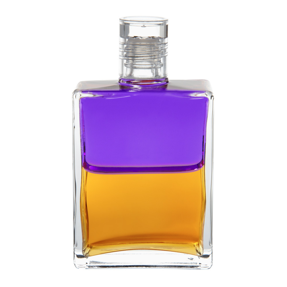 Aura-Soma Equilibrium B 39 - Violett/Orange